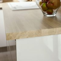 Chalked Oak Worktop