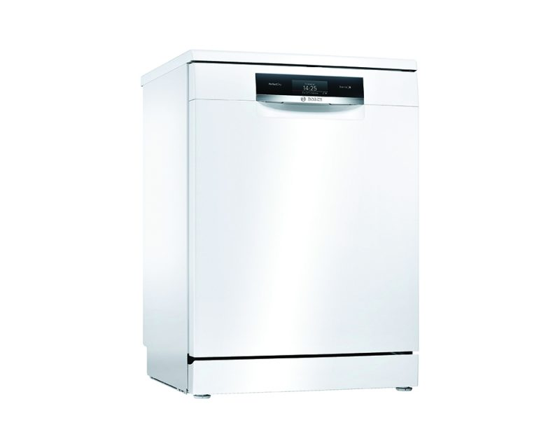 Serie | 8 Free-standing dishwasher 60 cm White