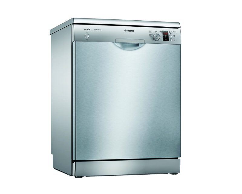 Serie | 2 Free-standing dishwasher 60 cm Stainless steel
