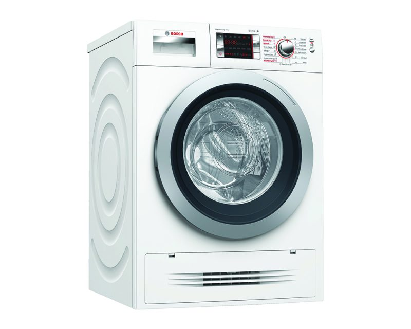 Serie | 6 Washer dryer 7/4 kg 1400 rpm Freestanding