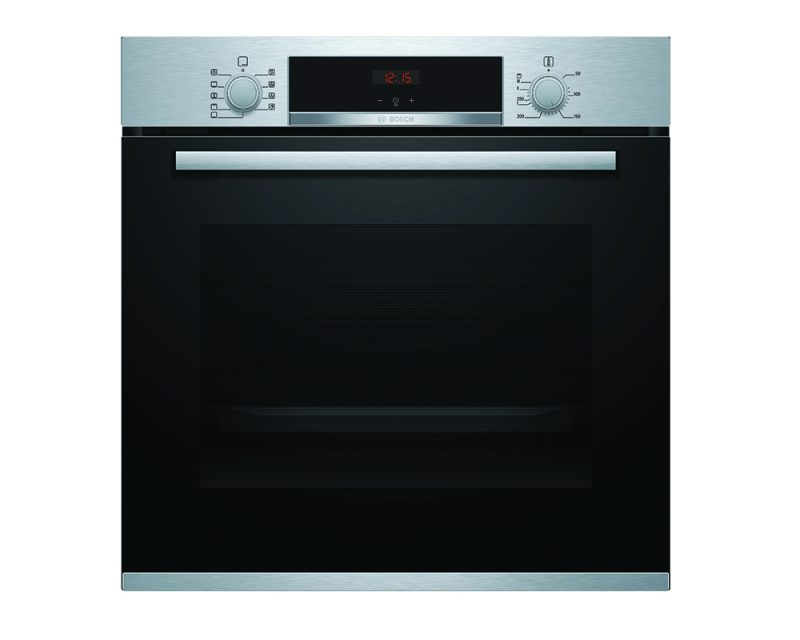 Serie | 4 Built-in oven Stainless steel