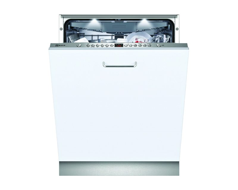 N 50 Fully-integrated dishwasher 60 cm